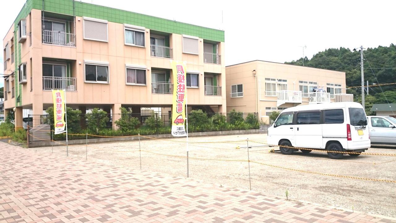 湯川駐車場